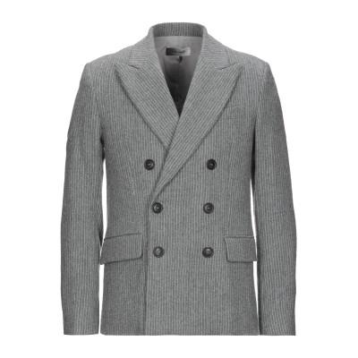 イザベル マラン ISABEL MARANT テーラードジャケット グレー 44 ウール 95% / ナイロン 5% テーラードジャケット