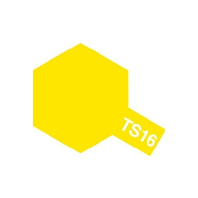 タミヤ/TS16/イエロー