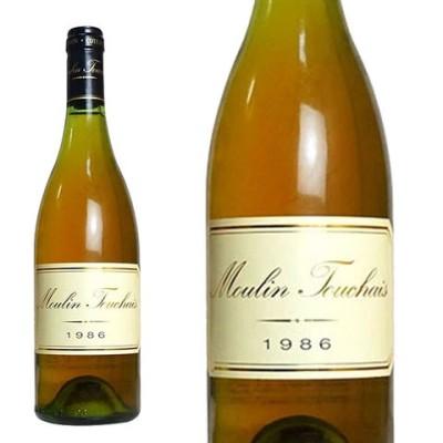 コトー・デュ・レイヨン  レゼルヴ  1982年  ドメーヌ・トゥーシェ  AOCコトー・デュ・レイヨン  (フランス・白ワイン)  家飲み