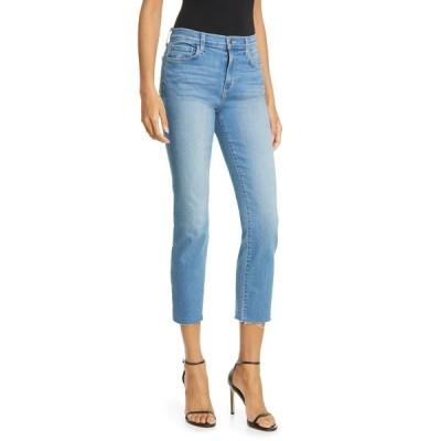 ラジャンス レディース デニムパンツ ボトムス Sada High Rise Crop Slim Jeans CAMDEN