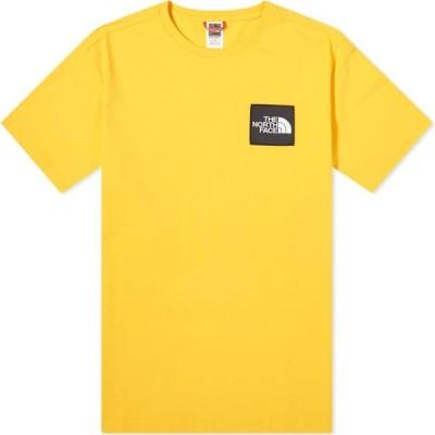 ザ ノースフェイス The North Face メンズ Tシャツ トップス Snow Maven Tee Summit Gold