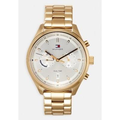 トミー ヒルフィガー メンズ 腕時計 アクセサリー BENNT - Watch - gold-coloured gold-coloured