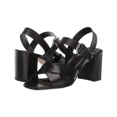 Via Spiga ヴィアスピーガ レディース 女性用 シューズ 靴 ヒール Opal-C - Black Vachetta