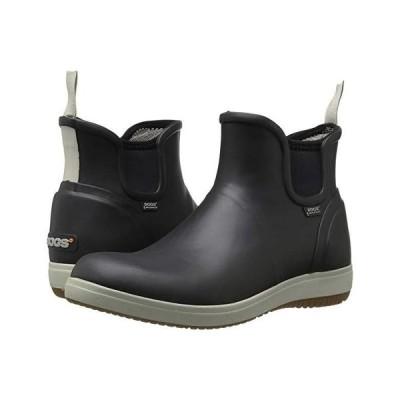 Bogs Quinn Slip-On Boot レディース ブーツ Black