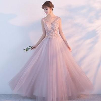 パーティードレス 二次会 ワンピース ドレス レディース お呼ばれ 結婚式