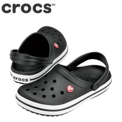 クロックス crocs 11016 W レディース | クロッグサンダル | crocband™ kids クロックバンド™  | 軽量 クッション性 | ブラック