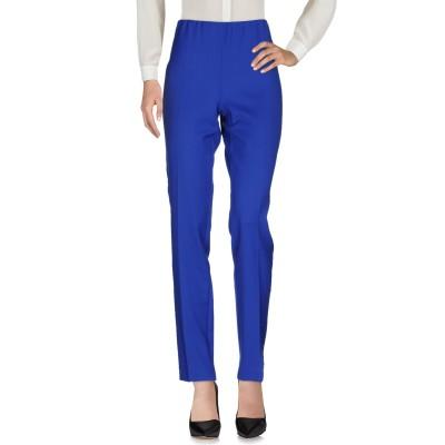 パロッシュ P.A.R.O.S.H. パンツ ブルー L バージンウール 95% / ポリウレタン 5% パンツ