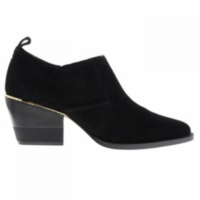 ダナ キャラン ニューヨーク DKNY レディース ブーツ シューズ・靴 Roxy Boots Black