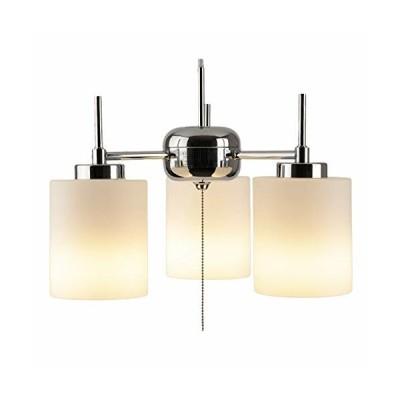 kishima キシマ シャンデリア 電球色 ~8畳対応 3灯 口金E26 照明器具 天井照明 LED 簡単取付 GM16001