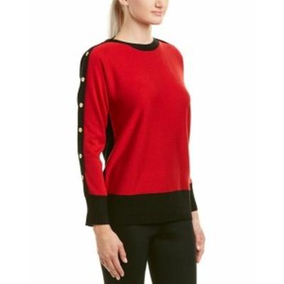 ファッション トップス Joan Vass Silk & Cashmere-Blend Sweater