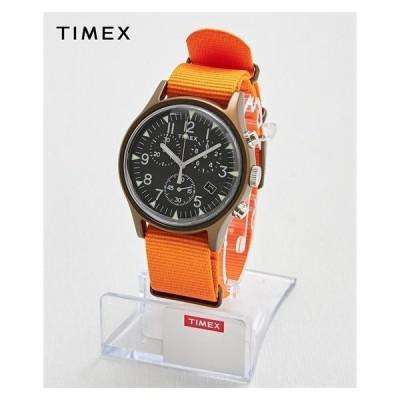 腕時計 メンズ TIMEX タイメックス MK1 アルミニウム クロノ TW2T10600 ニッセン