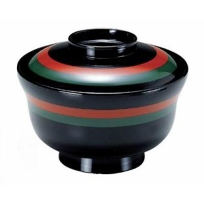 丼 耐熱 5.5寸 かすみ丼椀 二色歌舞伎 食器洗浄機対応 f6-260-9