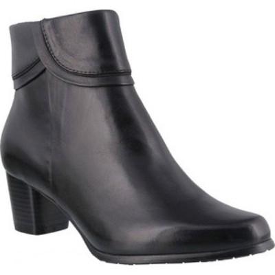 スプリングステップ Spring Step レディース ブーツ ショートブーツ シューズ・靴 Lissia Ankle Bootie Black Leather
