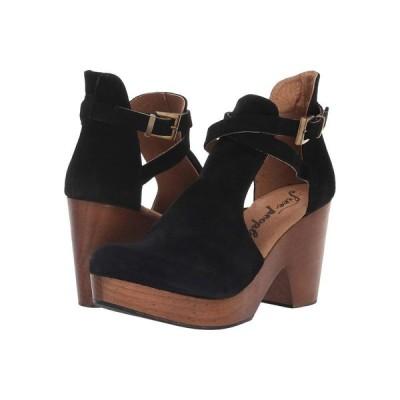 フリーピープル Free People レディース ブーツ シューズ・靴 Cedar Clog Black