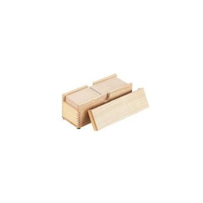 小柳産業 木製業務用かつ箱 タモ材 小