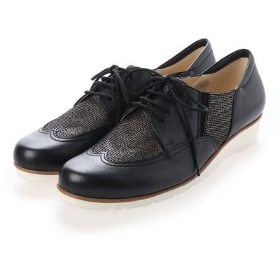 キクチノクツ 菊地の靴 A55-11 (ブラック/)