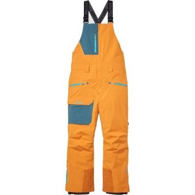 (取寄)マーモット ラン ビブ パンツ - メンズ Marmot Smokes Run Bib Pant - Men's Bronze/Stargazer