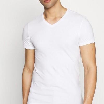 ブレンド メンズ ファッション BHNICO TEE - Basic T-shirt - white