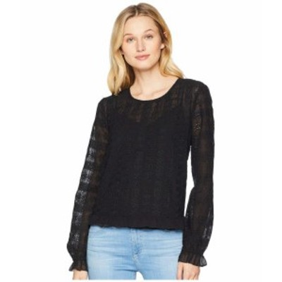Lucky Brand ラッキーブランド 服 一般 Long Sleeve Lace Top