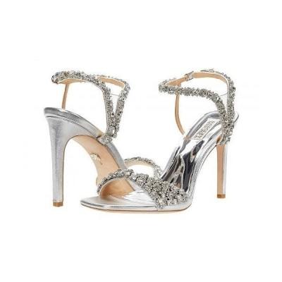 Badgley Mischka バッジリーミシュカ レディース 女性用 シューズ 靴 ヒール Galia - Silver