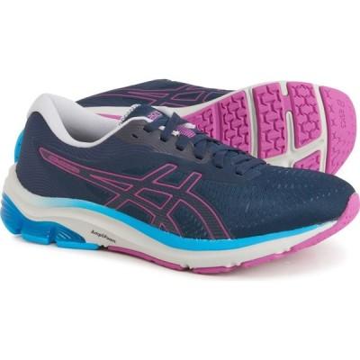アシックス ASICS レディース ランニング・ウォーキング シューズ・靴 GEL Pulse 12 Running Shoes Blue/Digital Grape