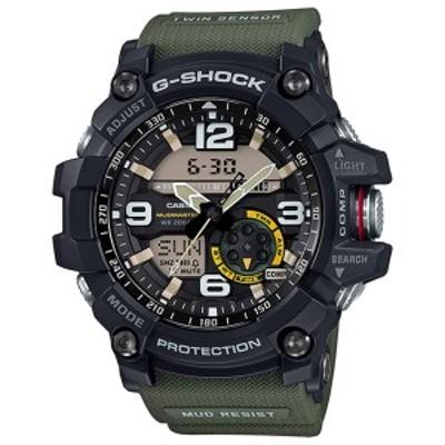 【正規品】カシオ CASIO Gショック MUDMASTER Twin Sensor GG-1000-1A3JF ブラック文字盤 新品 腕時計 メンズ
