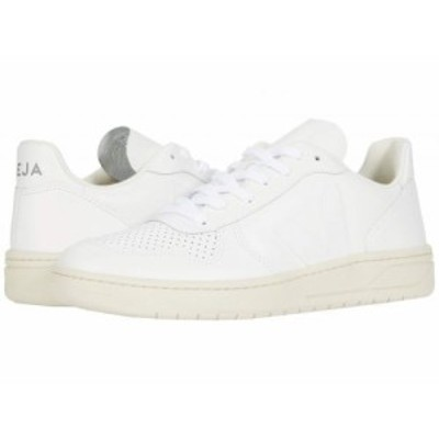 VEJA メンズ 男性用 シューズ 靴 スニーカー 運動靴 V-10 Extra White【送料無料】