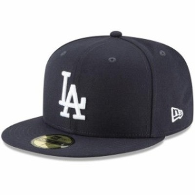 New Era ニュー エラ スポーツ用品  New Era Los Angeles Dodgers Navy Fashion Color Basic 59FIFTY Fitted Hat