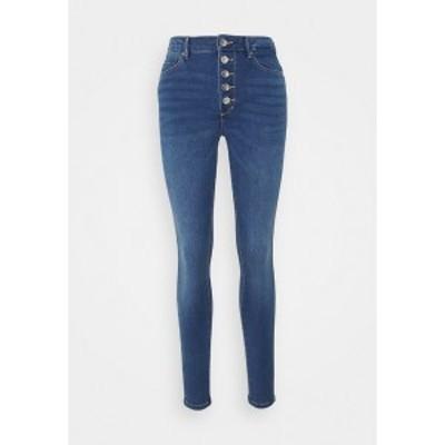 オンリー レディース デニムパンツ ボトムス ONLROYAL LIFE - Jeans Skinny Fit - light medium blue denim light medium blue denim