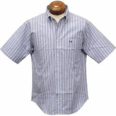 セール マグレガー ボタンダウン半袖シャツ メンズ 111169301 サッカー素材 L
