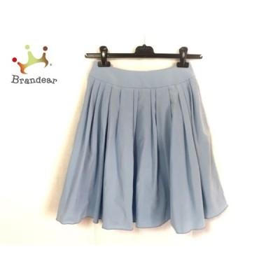 ティアクラッセ Tiaclasse スカート サイズM レディース 美品 ライトブルー     スペシャル特価 20200424