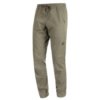 マムート MAMMUT クライミングパンツ Camie Pants Men タン ユーロSサイズ(日本M)1022-00970-00384