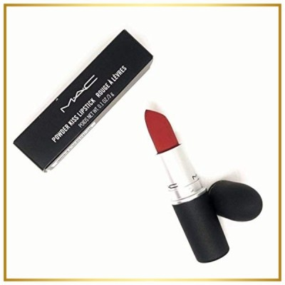 MAC Powder Kiss Lipstick # Devoted To Chili