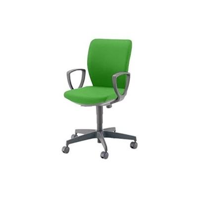 コクヨ      オフィスチェア ローバック CELLO チェロ  CR-G271F4-W ライムグリーン