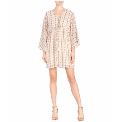 ミスミー ワンピース トップス レディース Aztec Print Dress Cream