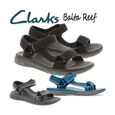 クラークスClarks サンダル Balta Reef バルタリーフ シューズメンズ 26133658::ネイビー 27.0cm
