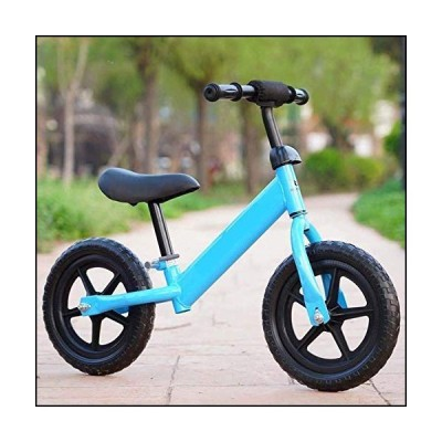 JSY 12 Inches Movement Profession Balance Bike Suitable for 2-6 Years Old High-Carbon Steel Toddler Walking Balance Bikes[並行輸入品]