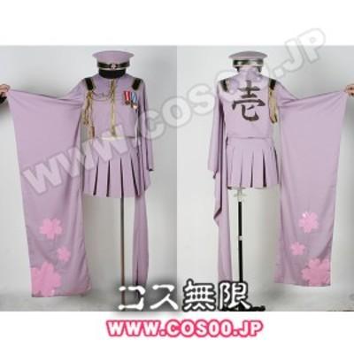 VOCALOID◆初音ミク 千本桜◆コスプレ衣装