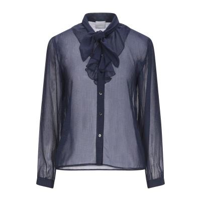 メルシー ..,MERCI シャツ ダークブルー XS ポリエステル 100% シャツ