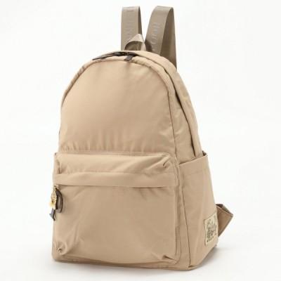 バッグ カバン 鞄 レディース リュック ディズニー [くまのプーさん] リュック カラー 「ベージュ」