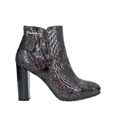 BRACCIALINI ショートブーツ  レディースファッション  レディースシューズ  ブーツ  その他ブーツ カーキ