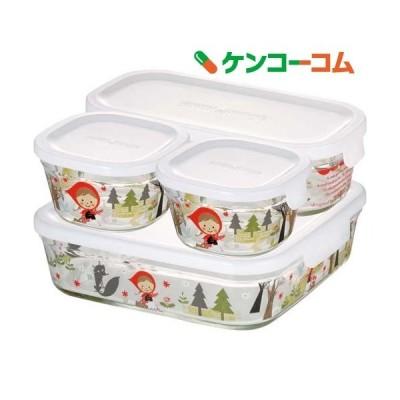 iwaki シンジカトウ システムセット・ミニ precious red hood PS-PRNSNA4 ( 1セット )