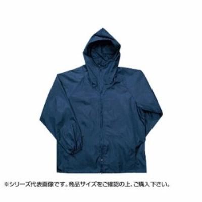 カジメイク 前開きヤッケ ブルー(45) 2211 L