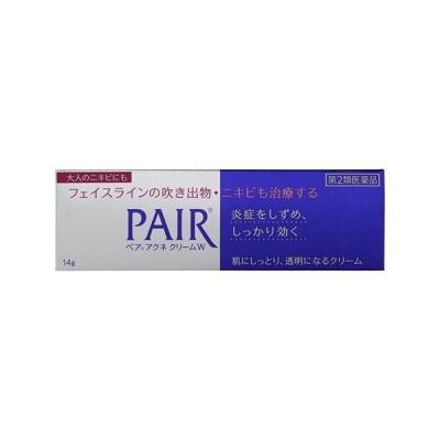 【第2類医薬品】【セ税】[ライオン]ペアアクネクリームW 14g