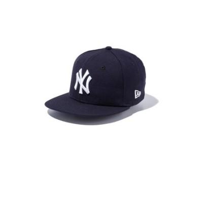 Youth 9FIFTY ニューヨーク・ヤンキース ネイビー × ホワイト