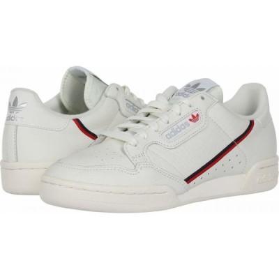 アディダス adidas Originals メンズ スニーカー シューズ・靴 Continental 80 White Tint S/Off-White/Scarlet