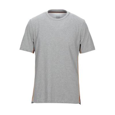 ポール・スミス PAUL SMITH T シャツ グレー L オーガニックコットン 100% T シャツ