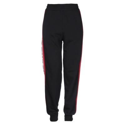 エムエスジーエム MSGM パンツ ブラック XS コットン 100% / ウール / アクリル パンツ