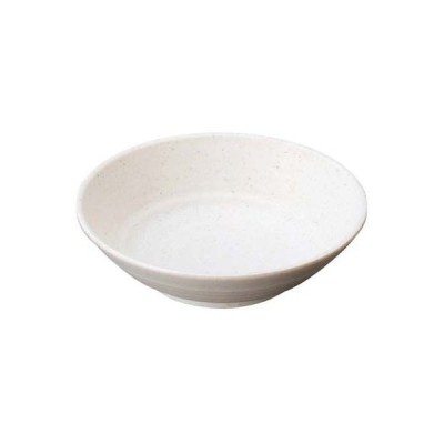 マイン RMI6503 マイン メラミンウェア 丸深皿 白 小 M11-108