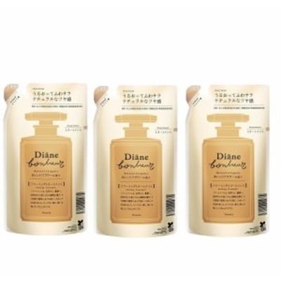 【3個セット】ダイアン ボヌール オレンジフラワーの香り モイストリラックス トリートメント 詰め替え 400ml ×3セット Diane Bonheur